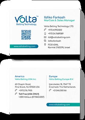Business card | branding material