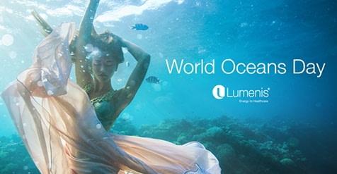 designe ads for digital - Lumenis campagin