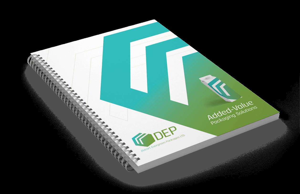 Brand Notebook design