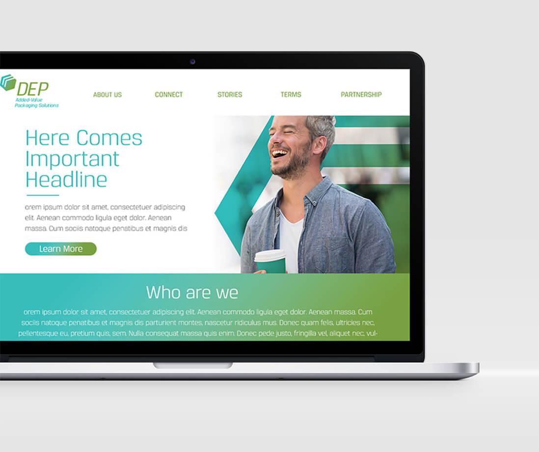 DEP Website